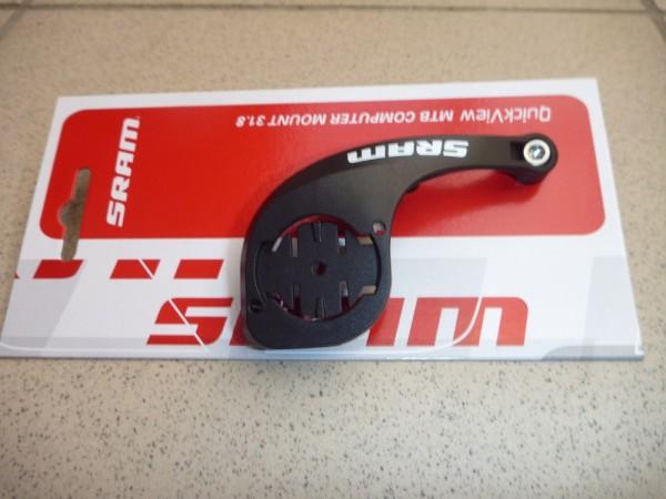 SRAM MTB QuickView-Halterung für Fahrradcomputer Garmin Edge und MIO A