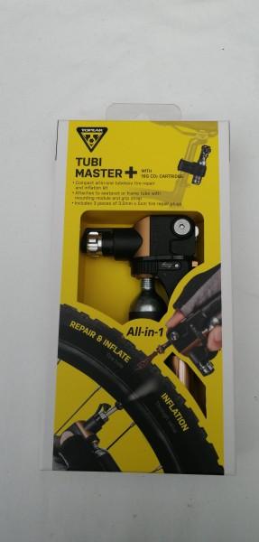 Topeak Tubi Master + mit 16g CO2-Kartusche Reparaturset