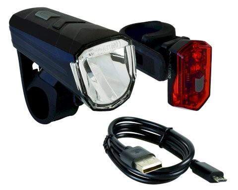 Matrix LED Akkuleuchten Set 40 LUX BLS 22 Beleuchtungsset