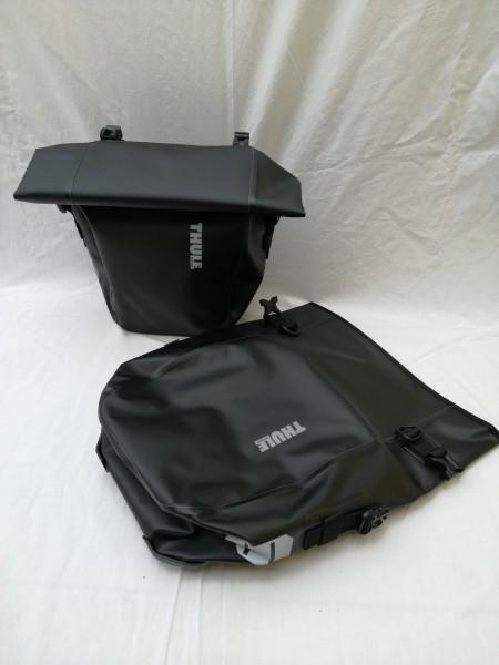 Thule HR-Tasche Shield Paar schwarz 13l Gepäckträgertasche