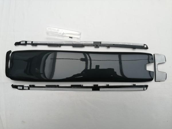 GIANT Hardtail Akku Cover schwarz glänzend- E- Hardtail Pro Rahmen Cover