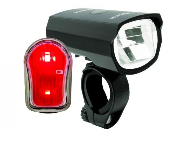 Litecco LED Beleuchtungs Set 50 Highlux Akku