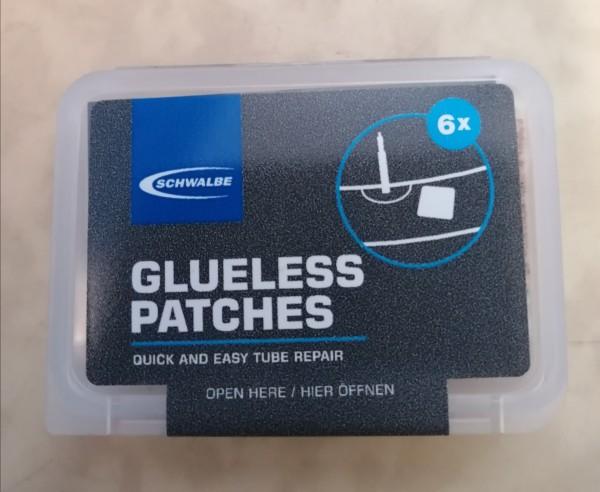 Schwalbe Flickzeugkästchen Glueless Patches Aerothan