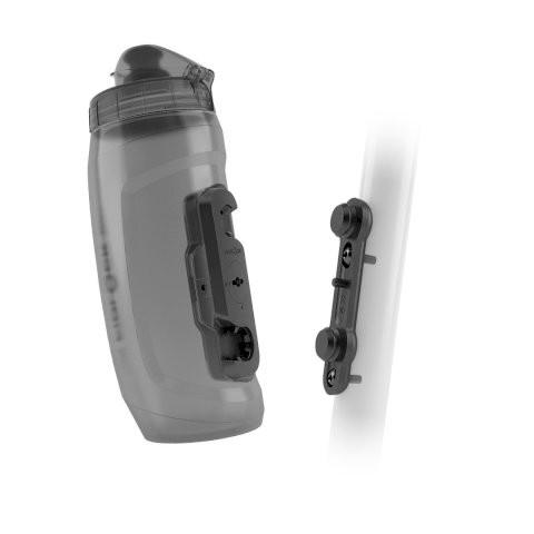 Fidlock Trinkflaschen Set TWIST inkl. bike base 590ml tr-sw