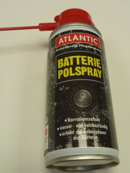 ATLANTIC Batteriepolspray 100 ml/ 6,90€