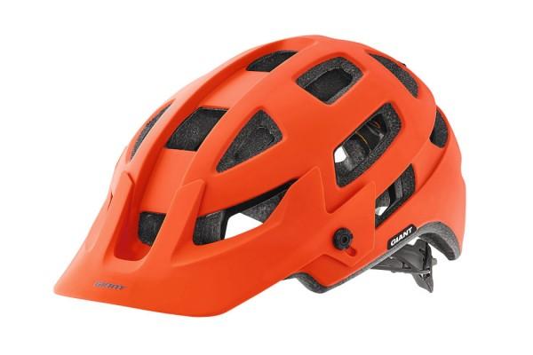 Giant Rail SX MIPS Helm orange matt M 55-59 cm