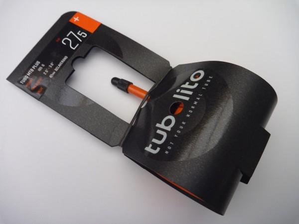 Tubolito MTB PLUS 27,5 Zoll + Lightweight Schlauch - SV 42 mm – 106 Gramm
