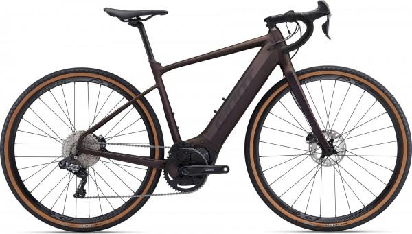 GIANT REVOLT E+ Pro XR Gr. ML rosewood Gravel E-Bike