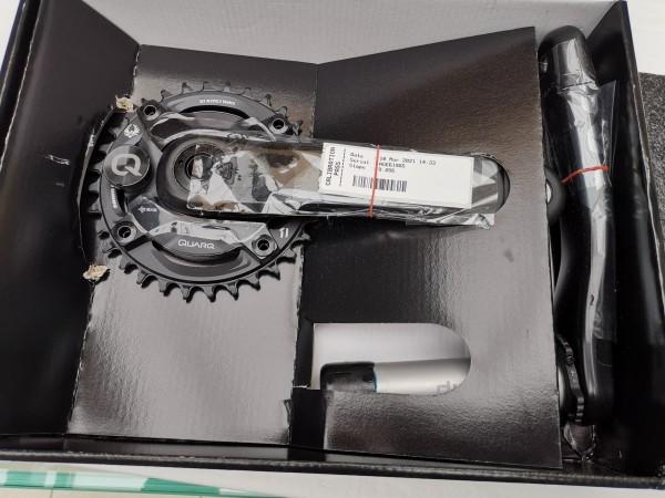 """SRAM Quarq Kettenradgarnitur """"XX1 Eagle"""" 32 Zähne Boost, DUB, ohne Innenlager 170 mm"""