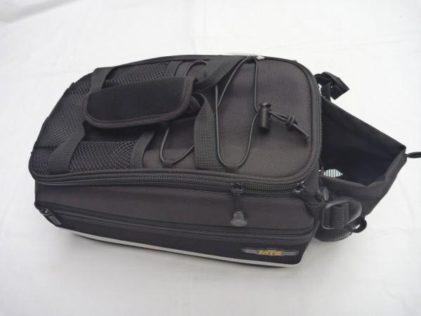 Topeak Gepäckträgertasche Trunk Bag EX Strap schwarz Fahrrad Tasche A