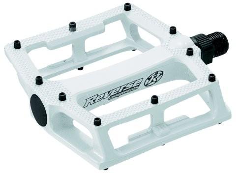 Reverse MTB Pedal Super Shape-3-D weiss