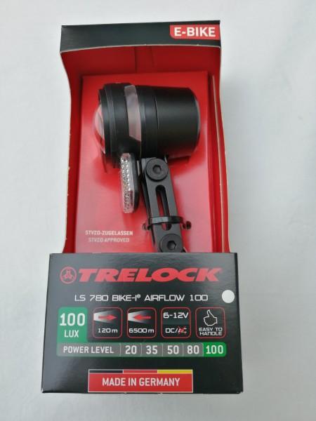Trelock Scheinwerfer LS 780 Bike-I Airflow 100