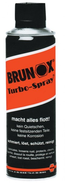 BRUNOX Turbo-Spray 500 ml (1l/25,90€)
