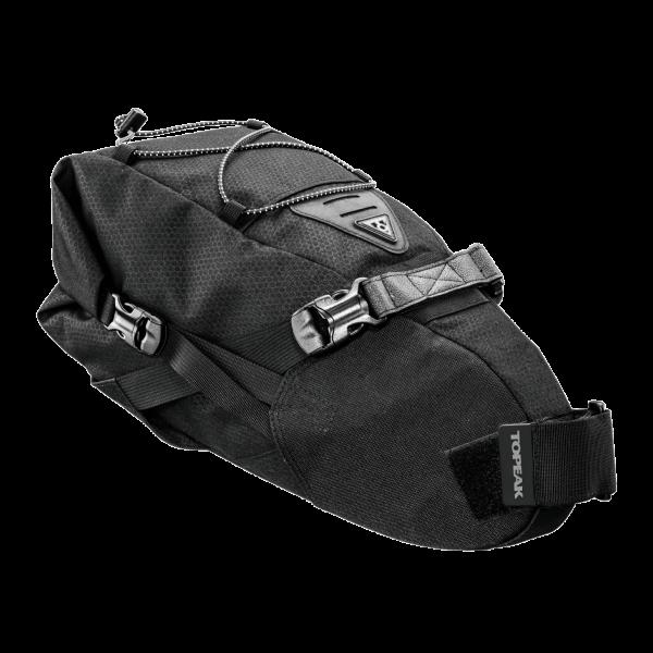 Topeak BackLoader 6 liter schwarz Satteltasche