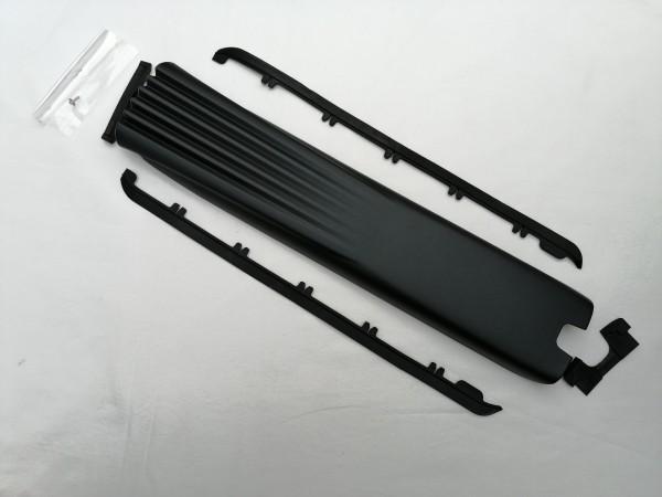 Giant E Fully Akku Cover schwarz matt Rahmen Cover