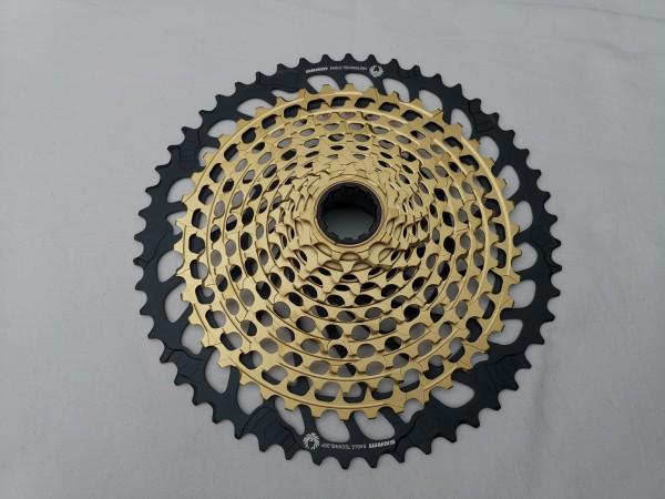 Sram XG-1299 Eagle™ Zahnkranz 10 - 52 Zähne 12-fach Gold