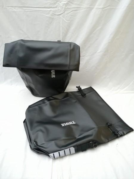 Thule HR-Tasche Shield Paar schwarz 25l Gepäckträgertasche