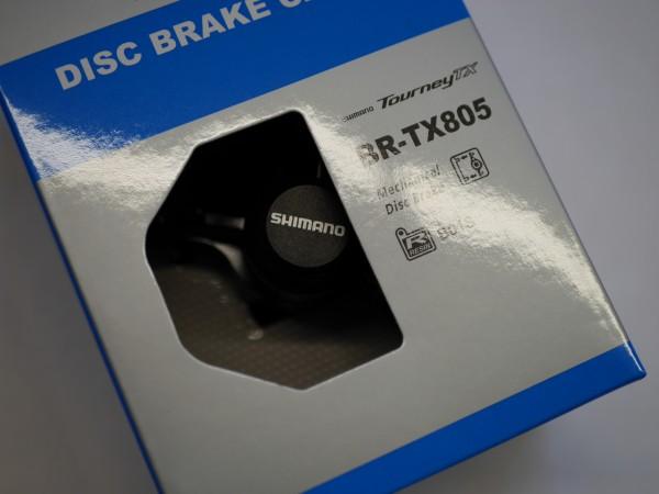 Shimano Mechanische Scheibenbremse VR oder HR EBRTX805FPRL