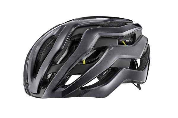 Giant Rev Pro MIPS Helm schwarz matt metallic L 59-63 cm