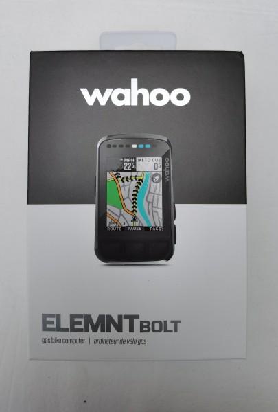 Wahoo ELEMNT BOLT V2 GPS Fahrradcomputer
