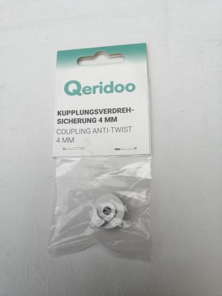 Qeridoo Kupplungsverdrehsicherung 4 mm