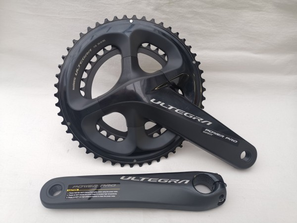 Giant Power Pro Power Meter Ultegra R8000 Kurbelarm 170mm 52/36