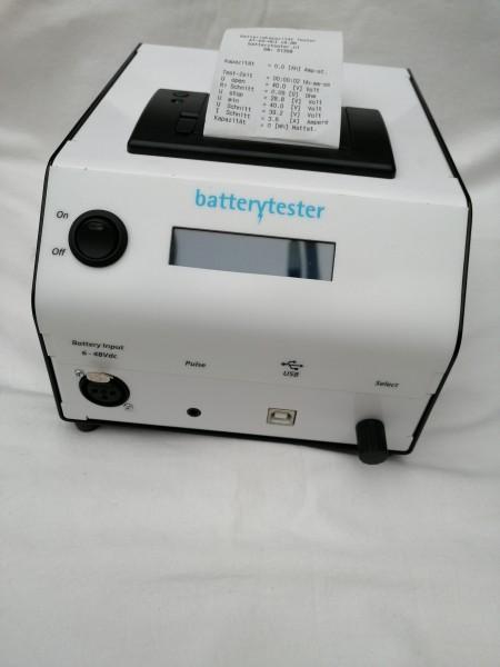Batterytester Batterietester E Bike Akku Tester Diagnosegerät AT00001