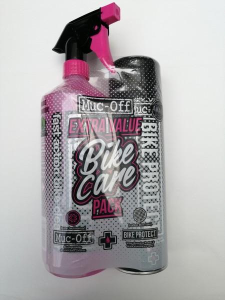 Muc-Off Reinigungsspray 1 liter und Pflegespray 500 ml Duo Pack