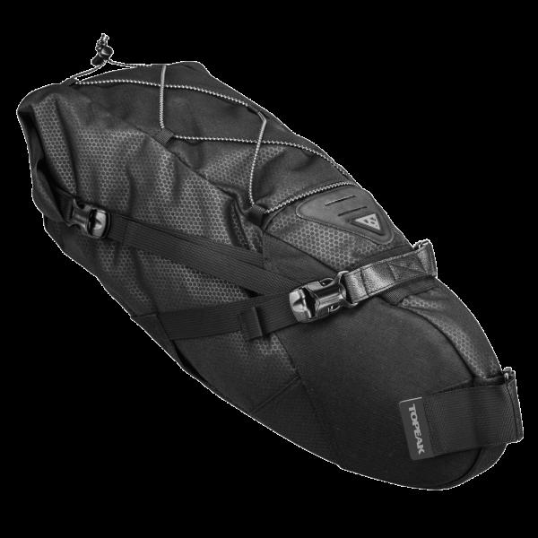 Topeak BackLoader 10 liter schwarz Satteltasche